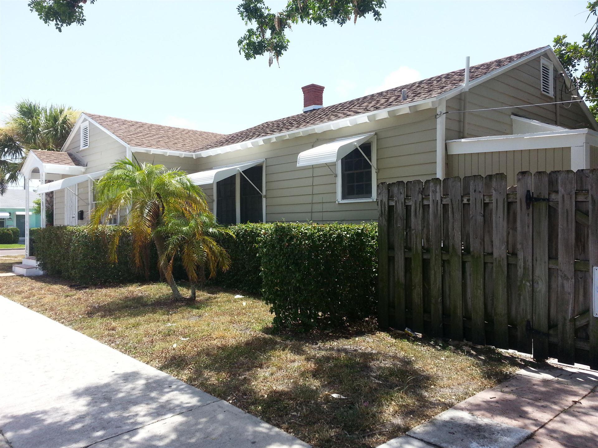 829 N J Street, Lake Worth, FL 33460 - MLS#: RX-10689600