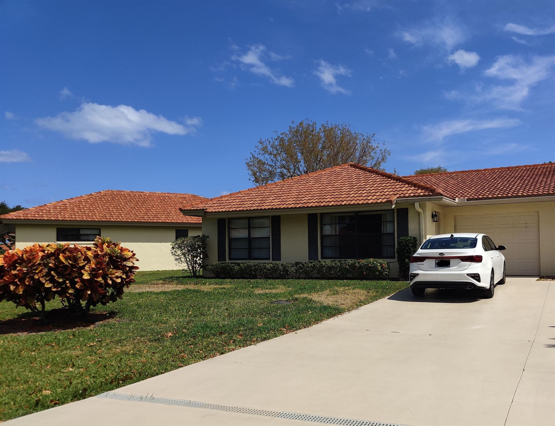 4630 Apple Tree Circle #A, Boynton Beach, FL 33436 - MLS#: RX-10711600