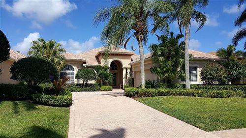 Photo of 111 Vintageisle Lane, Palm Beach Gardens, FL 33418 (MLS # RX-10608601)