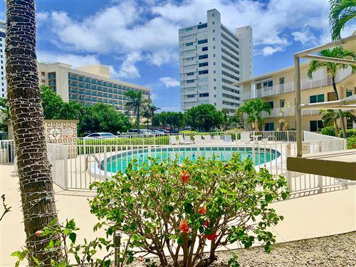 Photo of 3600 N Ocean Drive #103, Singer Island, FL 33404 (MLS # RX-10729601)