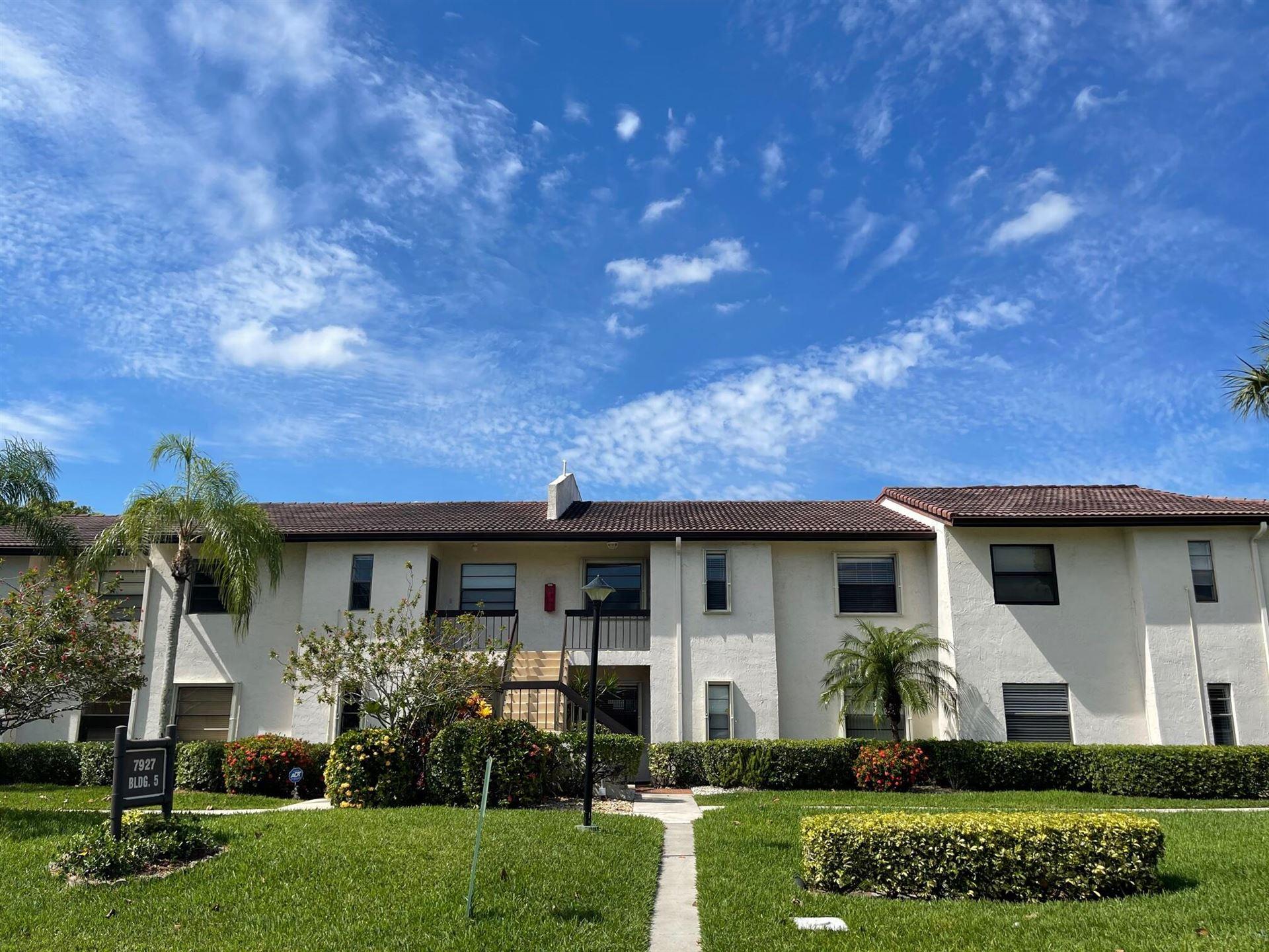 7927 Eastlake Drive #5-D, Boca Raton, FL 33433 - MLS#: RX-10719602
