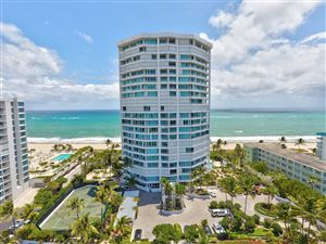 Photo of 1700 S Ocean Boulevard #6a, Lauderdale By The Sea, FL 33062 (MLS # RX-10577603)