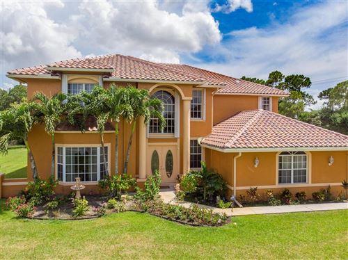 Foto de inmueble con direccion 13348 Tangerine Boulevard West Palm Beach FL 33412 con MLS RX-10637603
