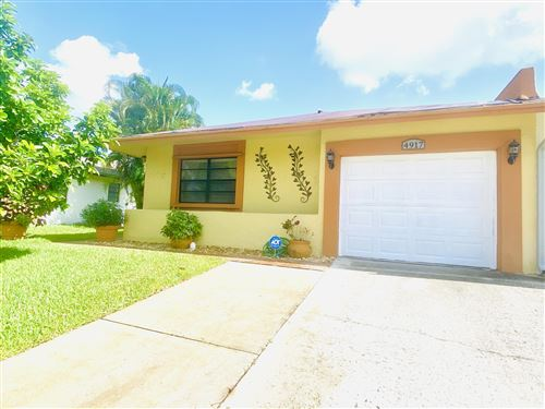 Photo of Listing MLS rx in 4917 Luqui Court #A33 West Palm Beach FL 33415