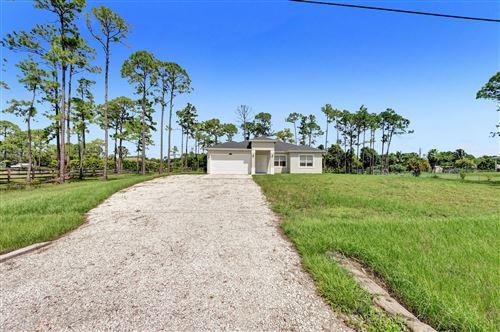 Photo of 17109 88th Road N, Loxahatchee, FL 33470 (MLS # RX-10655603)