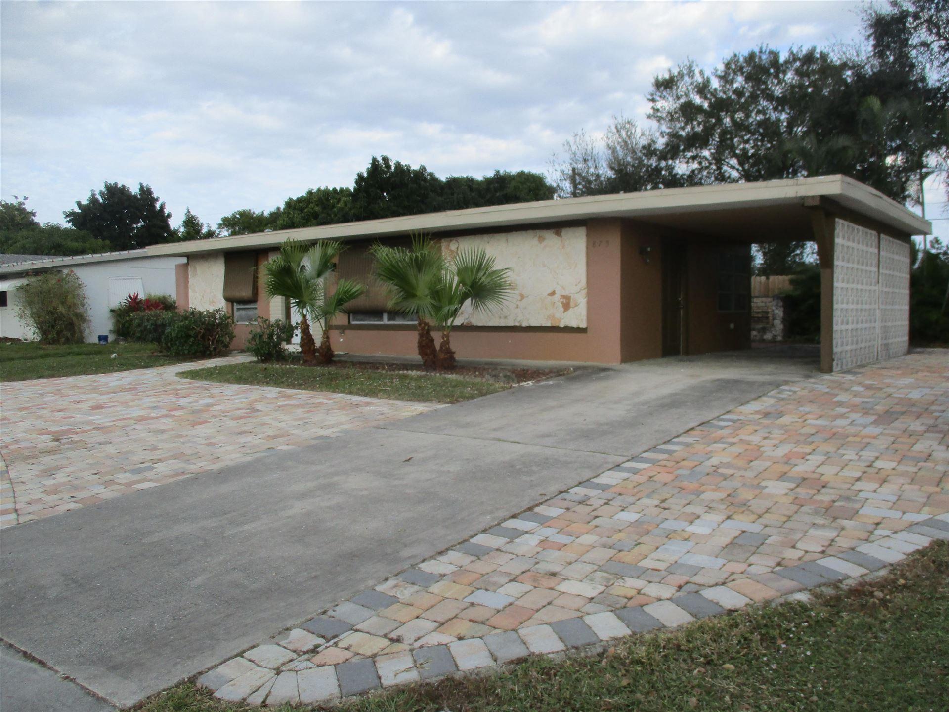 875 SE Airoso Boulevard, Port Saint Lucie, FL 34983 - #: RX-10681603
