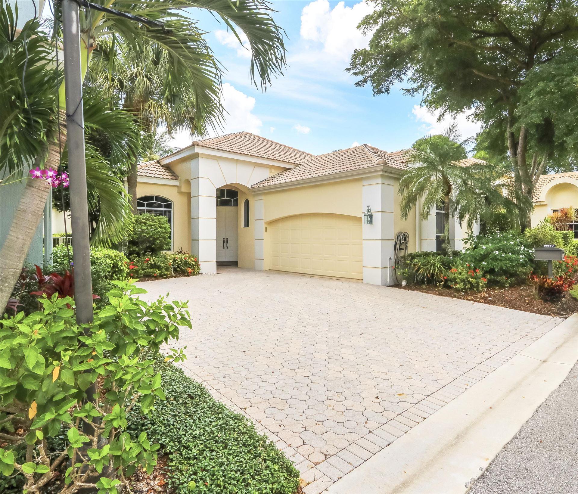 16850 Knightsbridge Lane, Delray Beach, FL 33484 - MLS#: RX-10746603