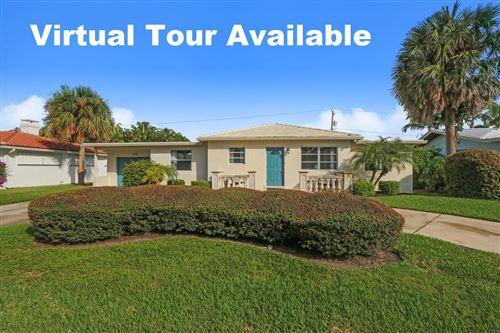Photo of 313 Claremont Lane, Palm Beach Shores, FL 33404 (MLS # RX-10613604)
