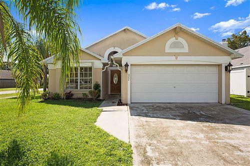 Photo of 6394 Lauderdale Street, Jupiter, FL 33458 (MLS # RX-10752604)