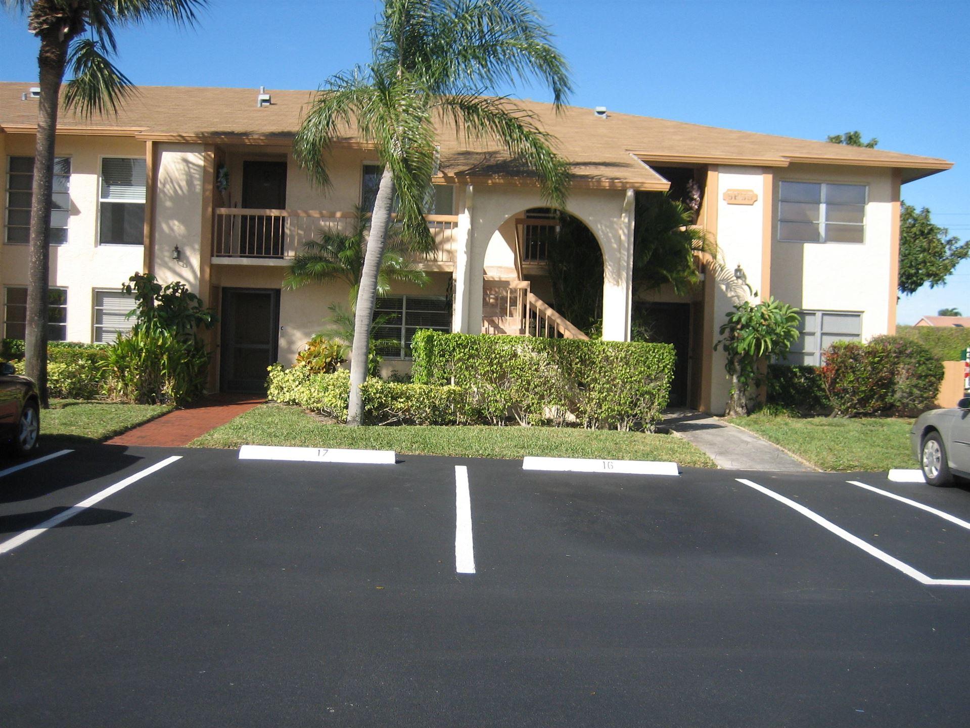 5635 Queen Palm Court #G, Delray Beach, FL 33484 - #: RX-10596604