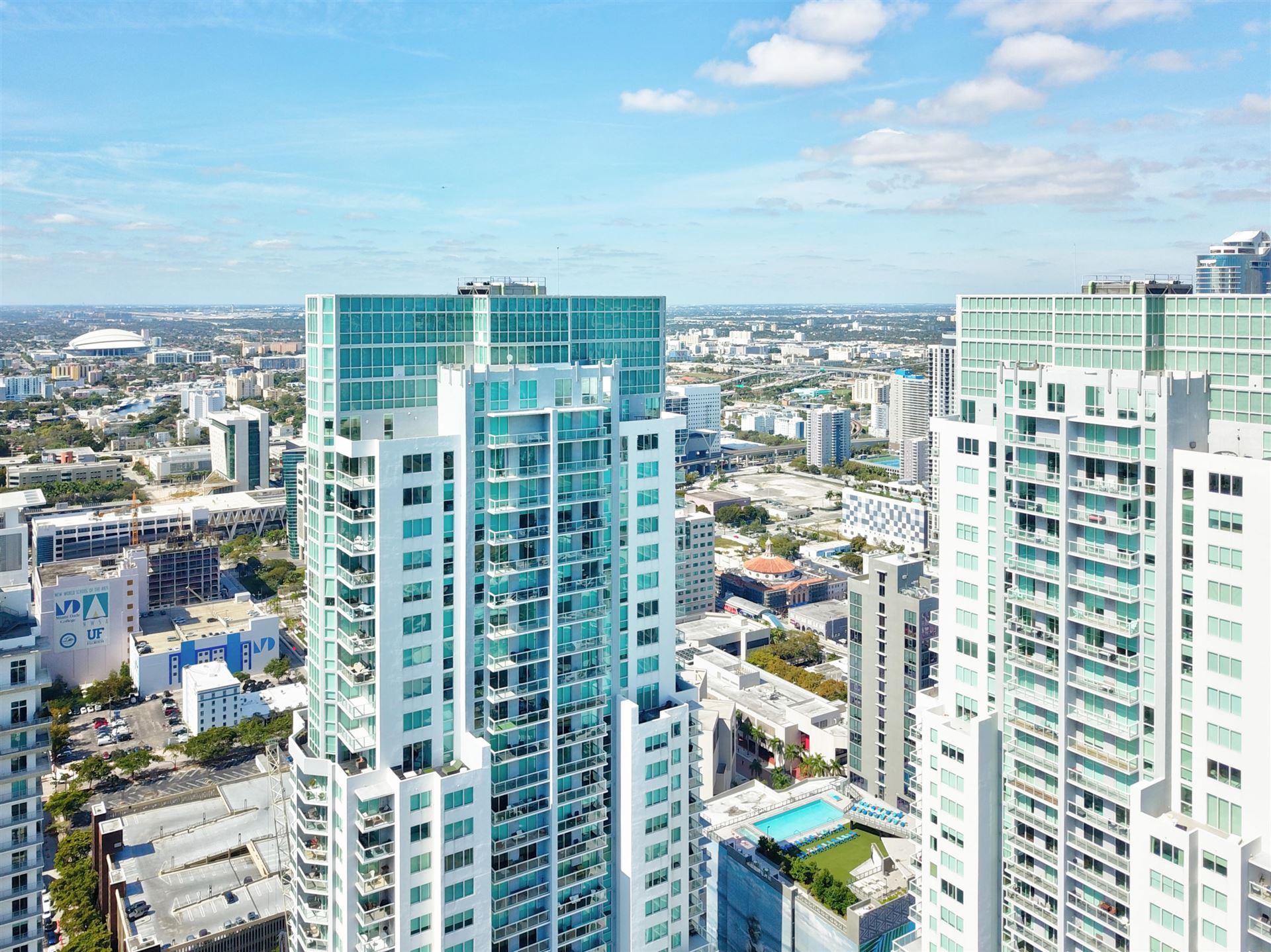 253 NE 2nd Street #Ph4908, Miami, FL 33132 - MLS#: RX-10599604