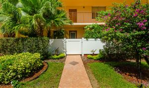 Photo of 14575 Bonaire Boulevard #102, Delray Beach, FL 33446 (MLS # RX-10544605)