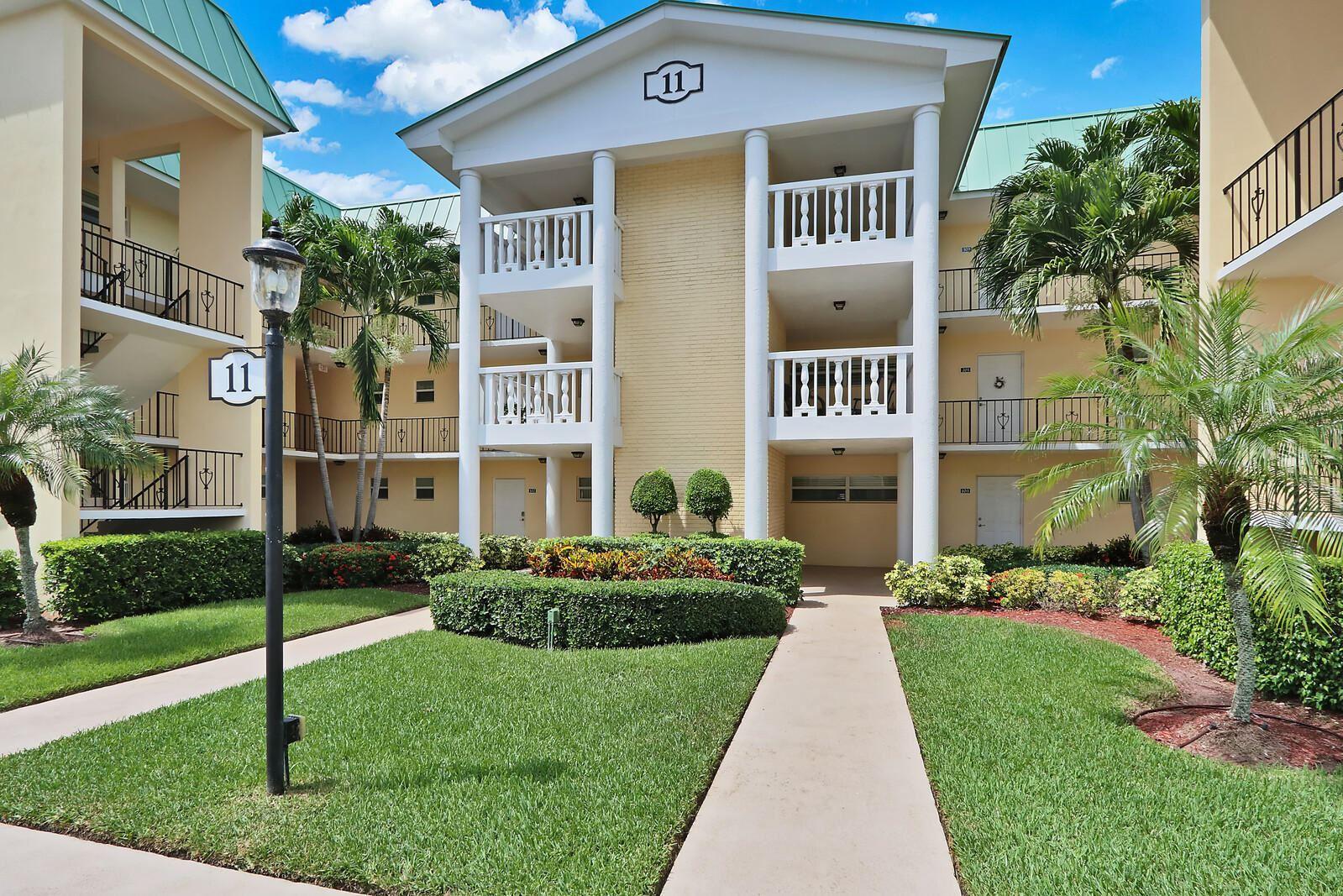 11 Colonial Club Drive #200, Boynton Beach, FL 33435 - #: RX-10639605