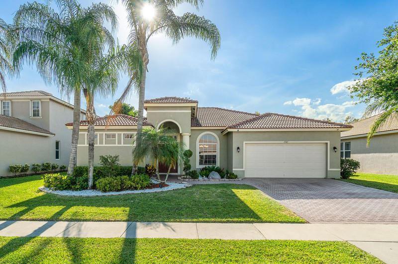 1341 Stonehaven Estates Drive, West Palm Beach, FL 33411 - #: RX-10707605
