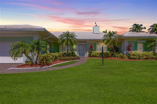 Photo of 135 Parliament Court, Hutchinson Island, FL 34949 (MLS # RX-10632606)
