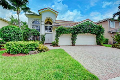 Photo of 11052 Sunset Ridge Circle, Boynton Beach, FL 33473 (MLS # RX-10654606)