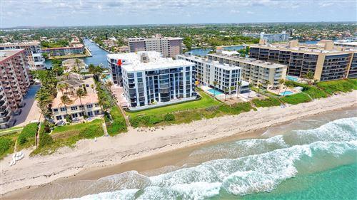 Photo of 1155 Hillsboro Mile #610, Hillsboro Beach, FL 33062 (MLS # RX-10713606)