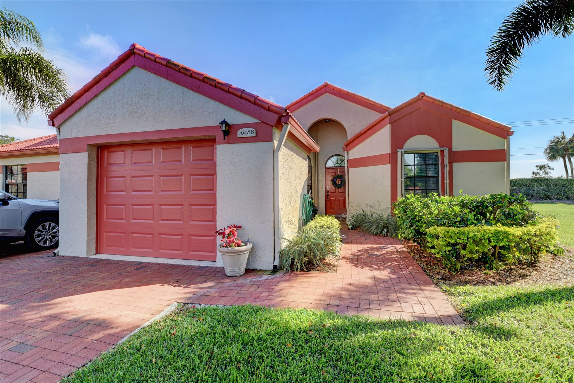 7648 Lexington Club Boulevard UNIT B, Delray Beach, FL 33446 - #: RX-10607606