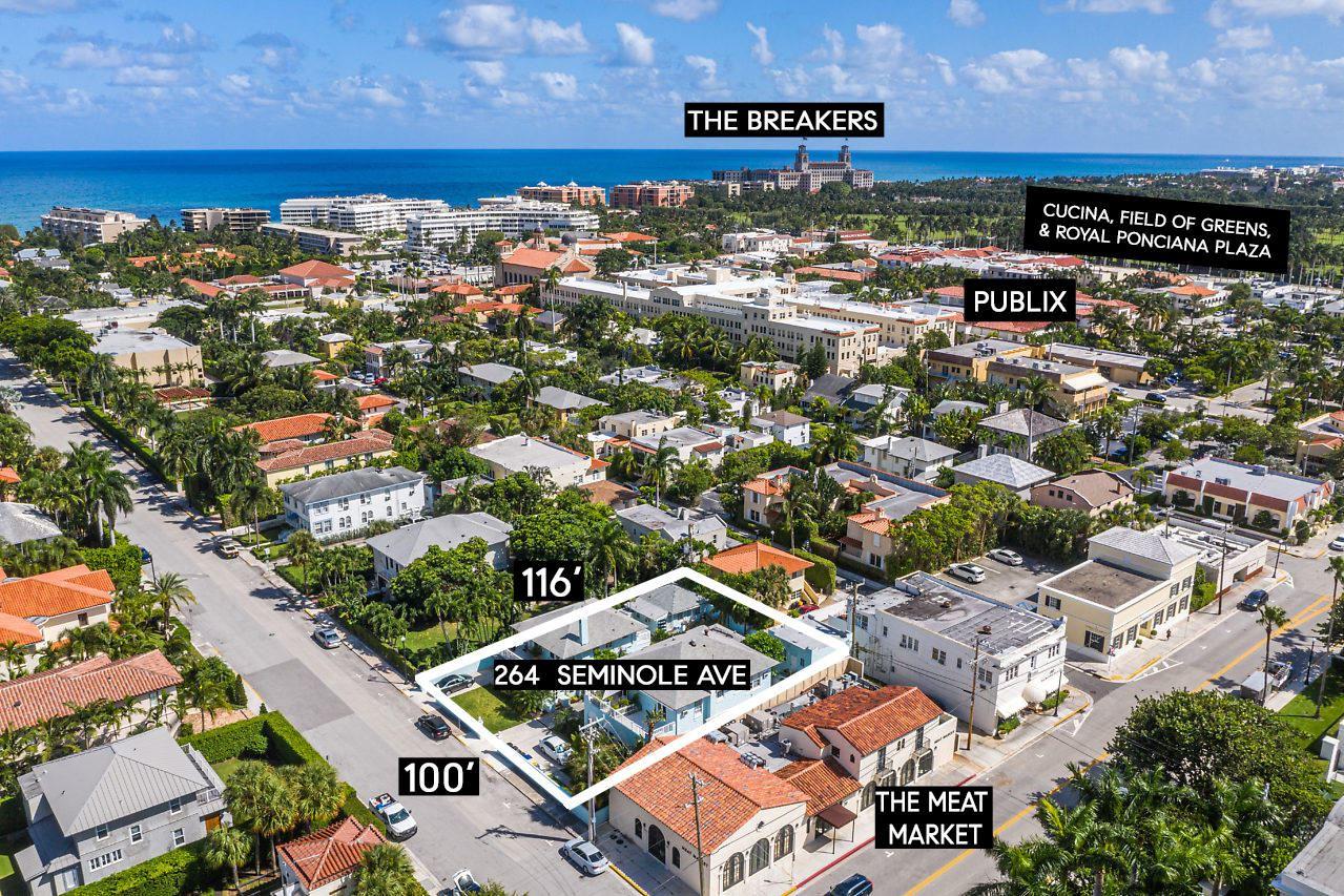 264 Seminole Avenue, Palm Beach, FL 33480 - #: RX-10627606