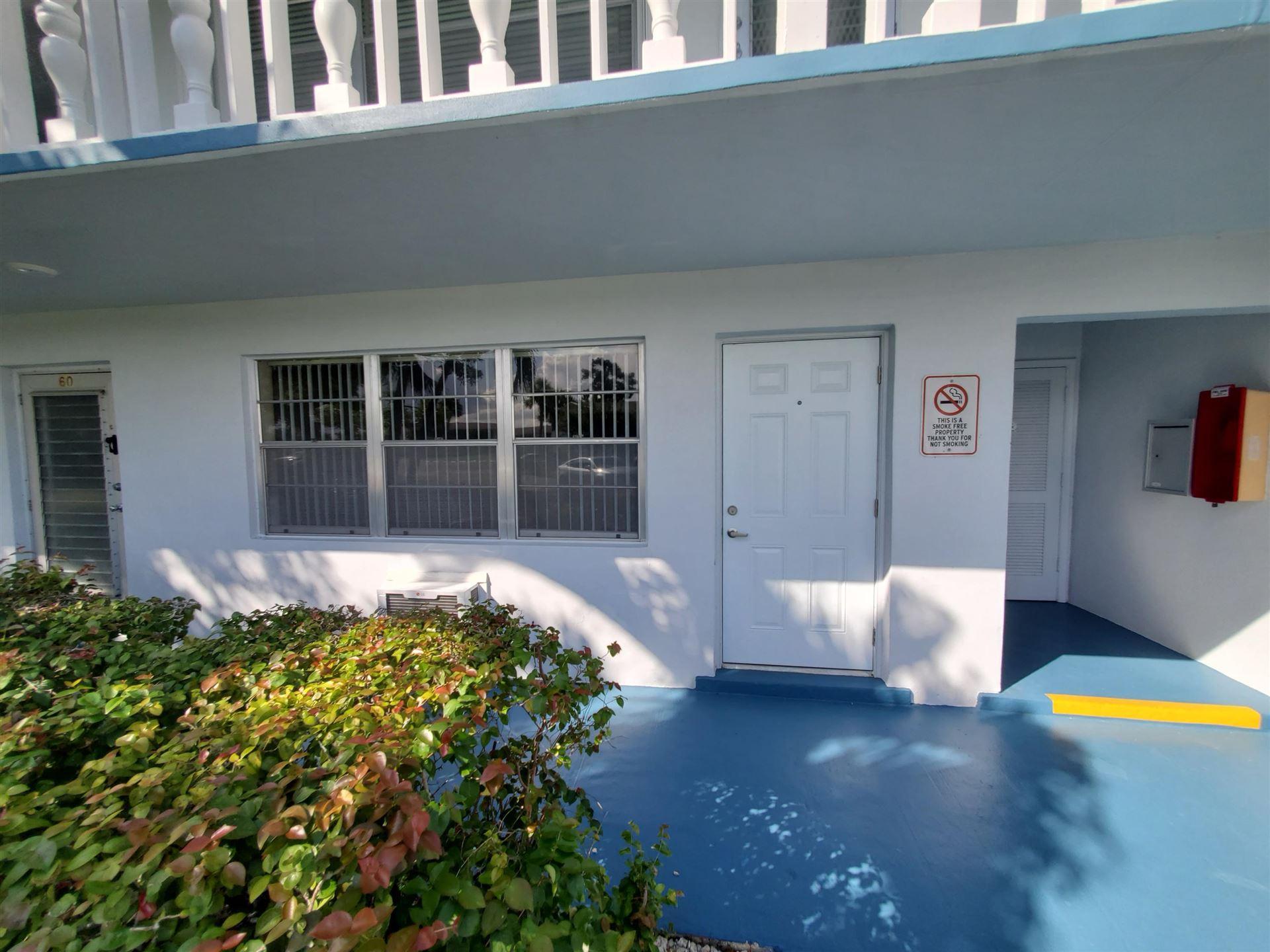 59 Berkshire C #59c, West Palm Beach, FL 33417 - #: RX-10633606