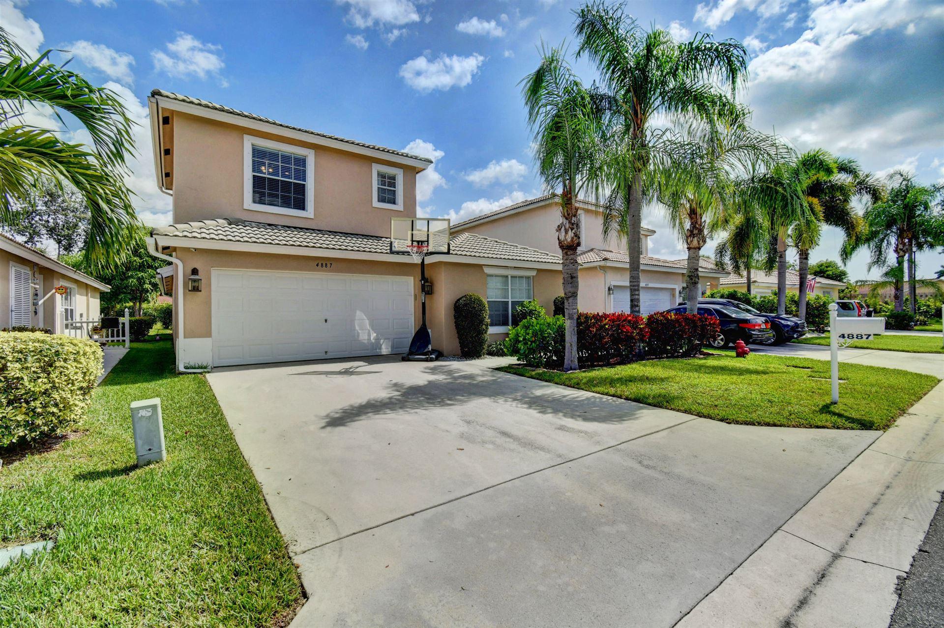 4887 Lombard Pass Drive, Lake Worth, FL 33463 - #: RX-10637606