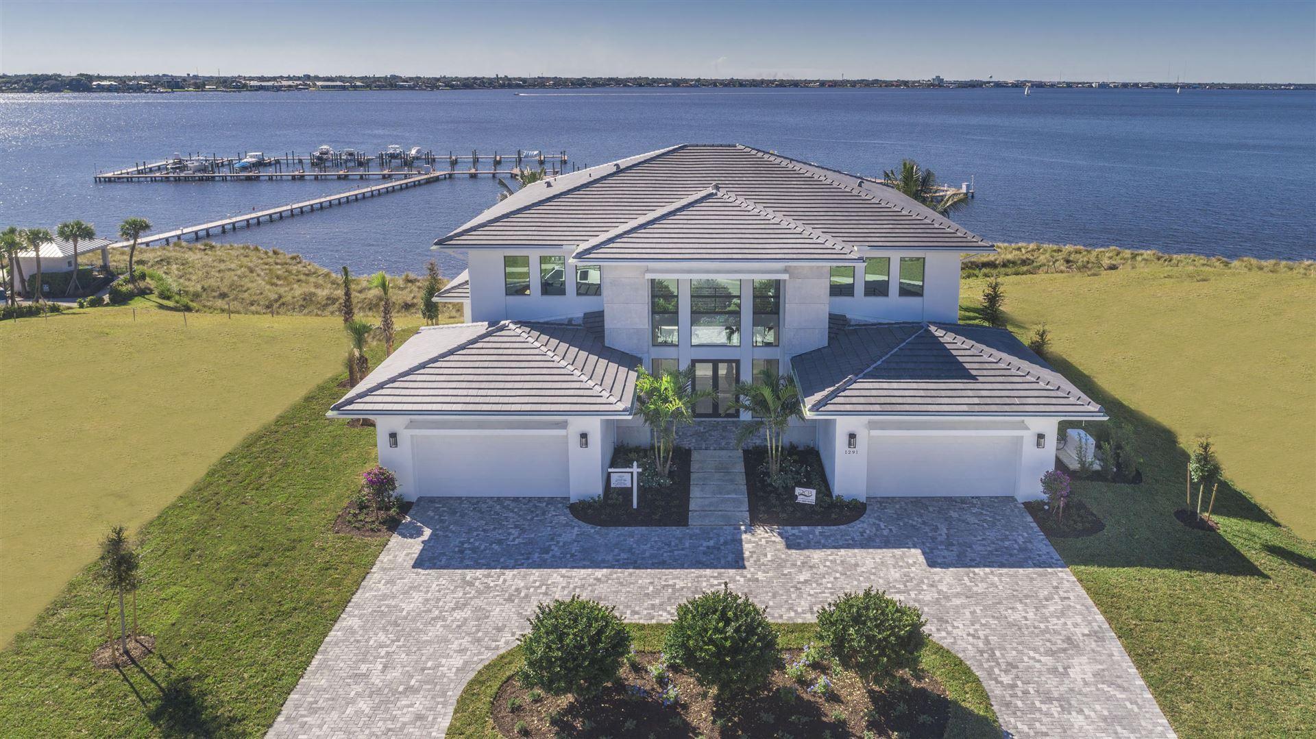 1291 NE Langford Lane, Jensen Beach, FL 34957 - #: RX-10656606