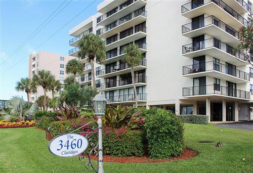 Photo of 3460 S Ocean Boulevard #212, Palm Beach, FL 33480 (MLS # RX-10609607)