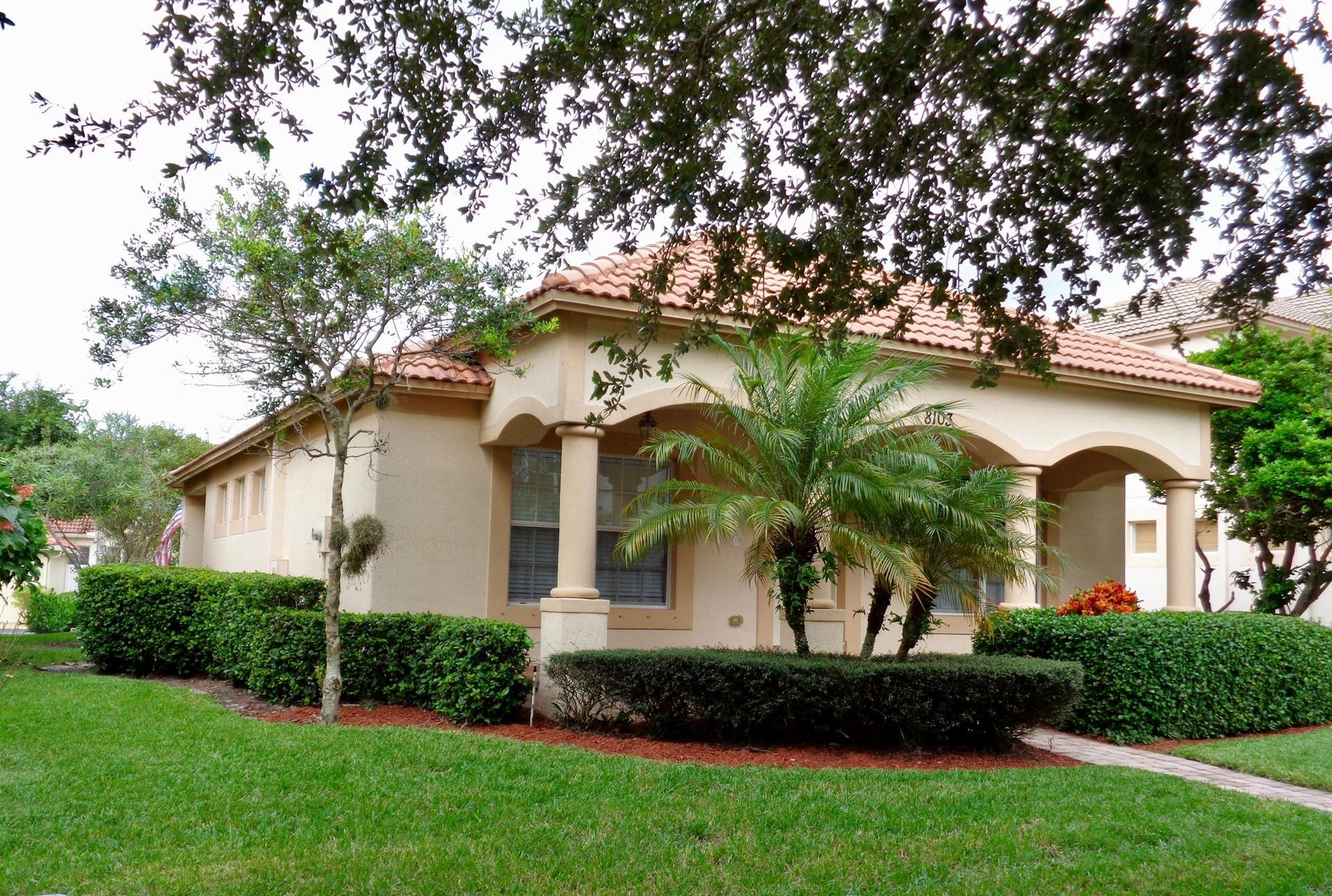 Photo of 8103 Bautista Way, Palm Beach Gardens, FL 33418 (MLS # RX-10672607)