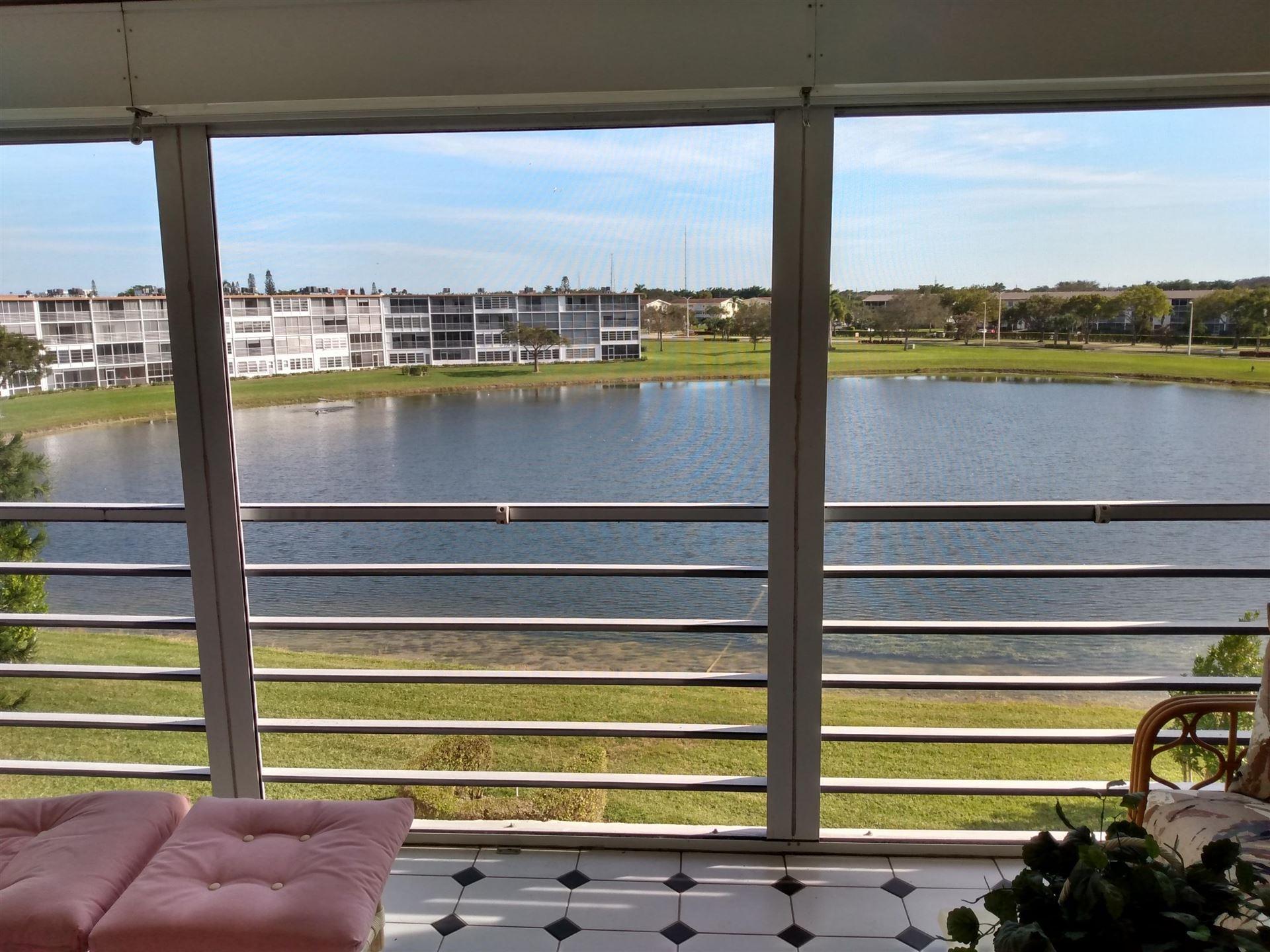 4012 Ainslie A #4012, Boca Raton, FL 33434 - #: RX-10687607