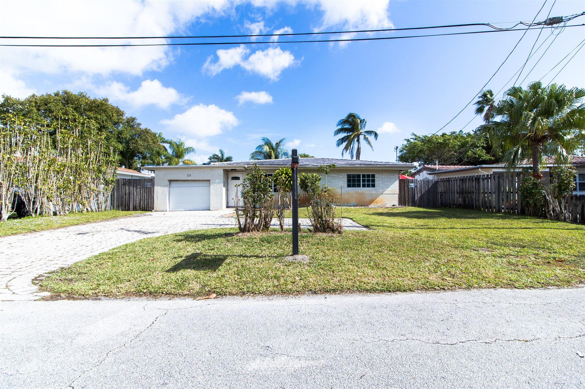 Photo of 121 Almar Drive, Wilton Manors, FL 33334 (MLS # RX-10692607)