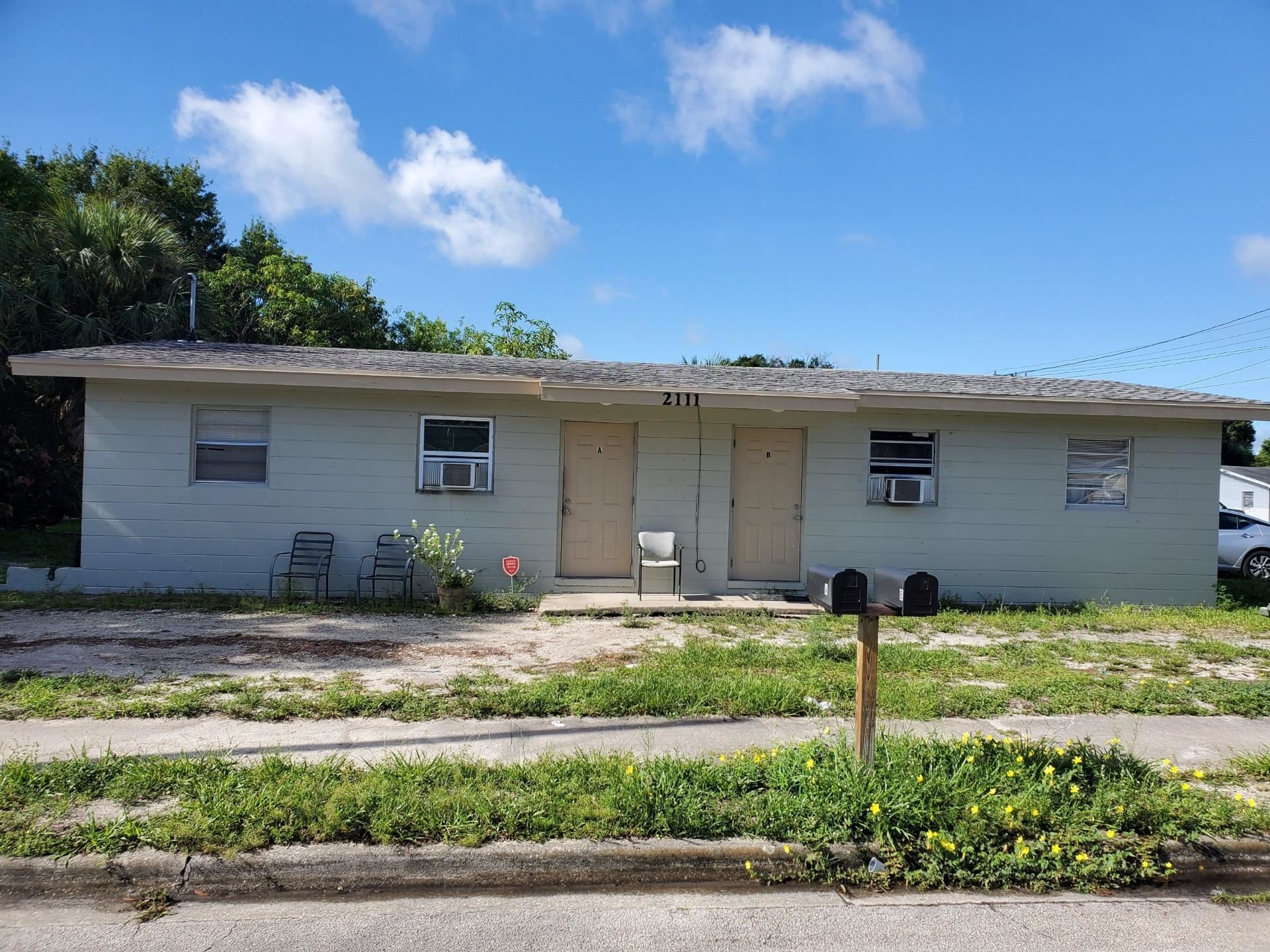 2111 Avenue  G, Fort Pierce, FL 34950 - MLS#: RX-10730607