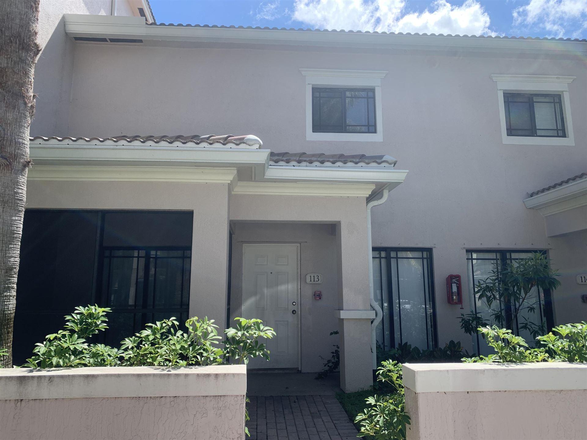 2804 Sarento Place #113, Palm Beach Gardens, FL 33410 - #: RX-10748607