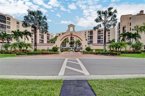Photo of 7202 Promenade Drive #201, Boca Raton, FL 33433 (MLS # RX-10672608)