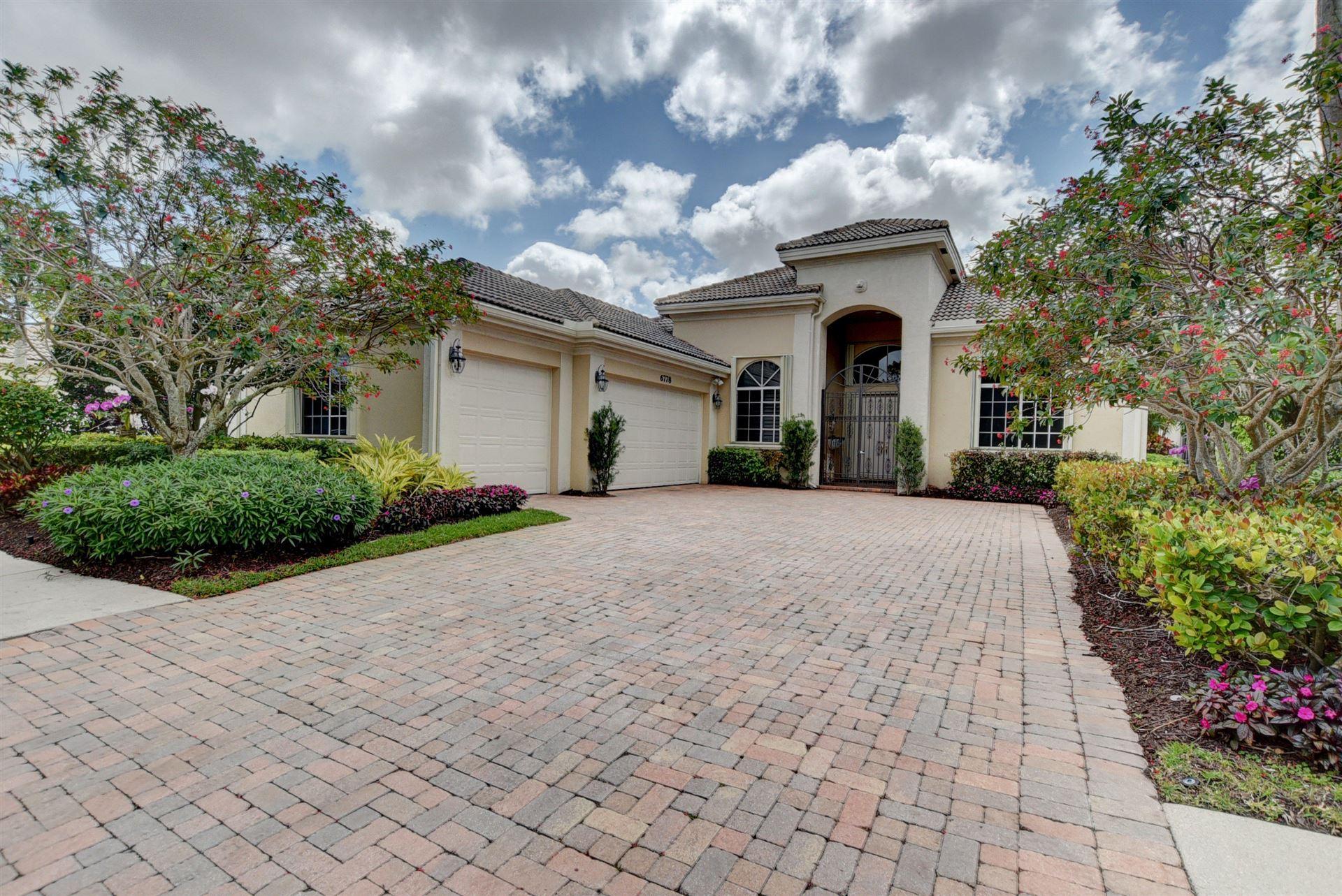 6778 Casa Grande Way, Delray Beach, FL 33446 - #: RX-10611608