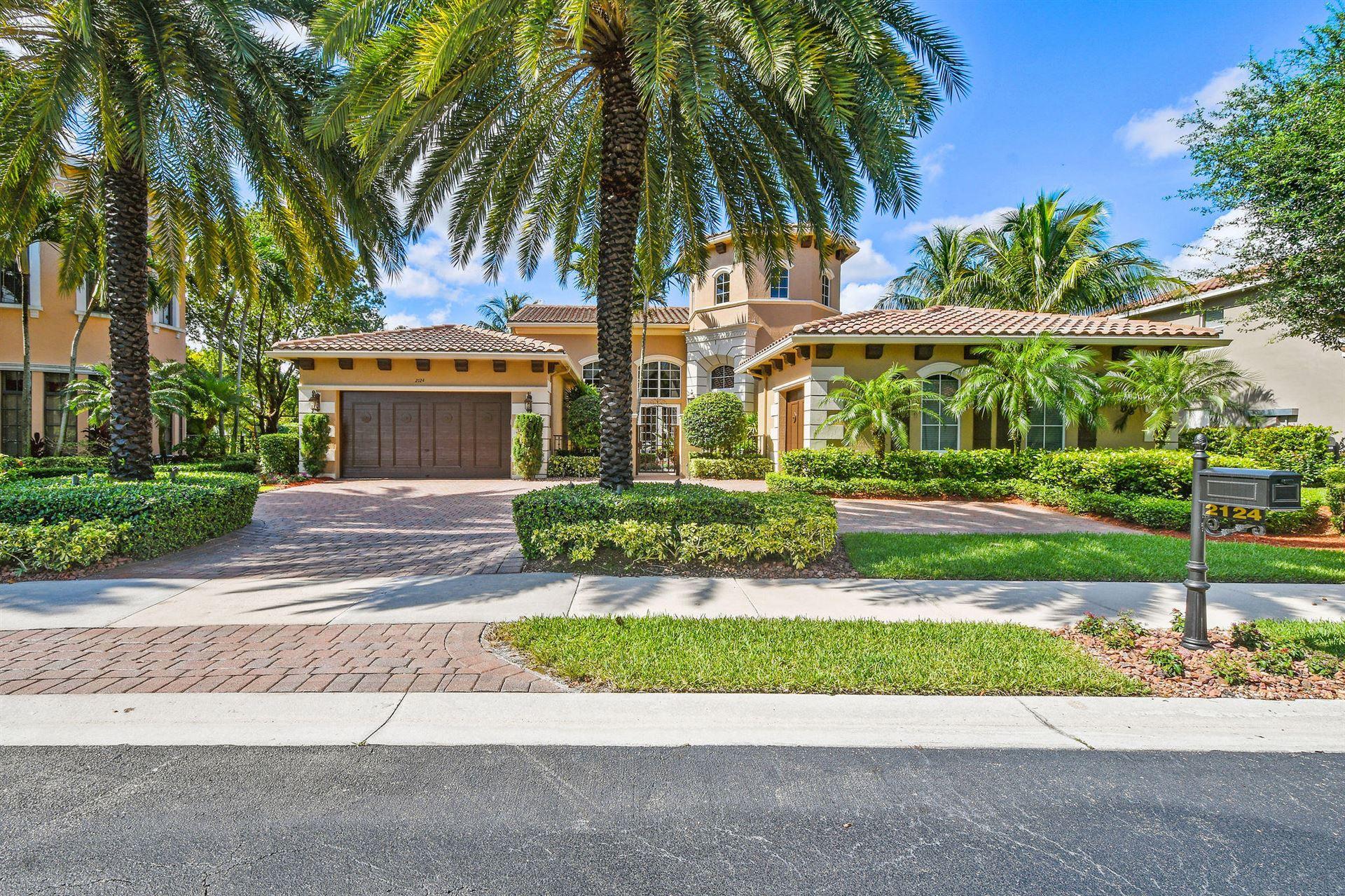 Photo of 2124 Milano Court, Palm Beach Gardens, FL 33418 (MLS # RX-10657608)