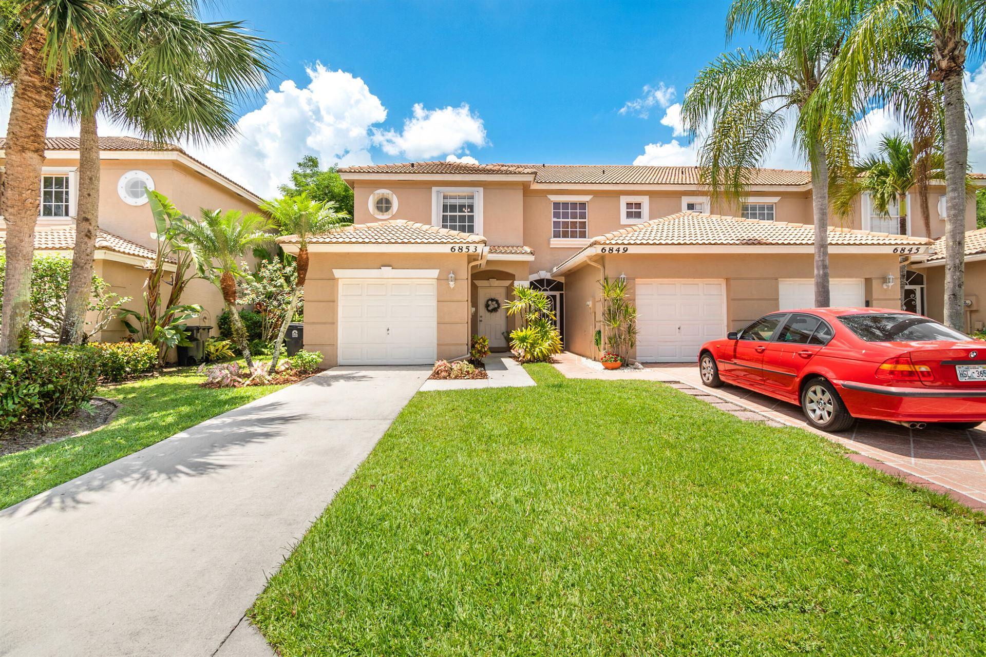 6853 Brook Hollow Road, Lake Worth, FL 33467 - MLS#: RX-10715608