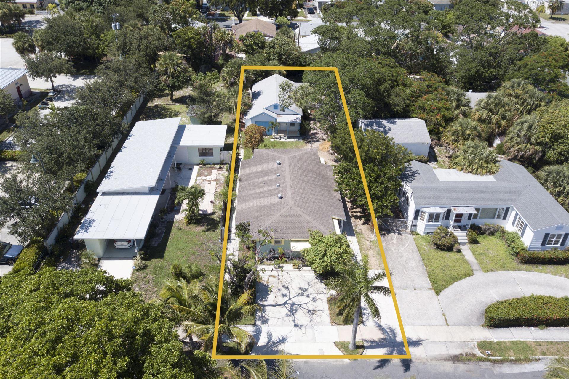 515 49th Street, West Palm Beach, FL 33407 - #: RX-10732608