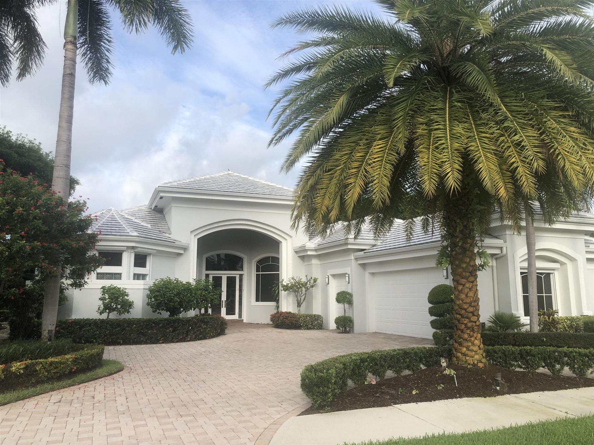 Photo of 125 Saint Martin Drive, Palm Beach Gardens, FL 33418 (MLS # RX-10738608)