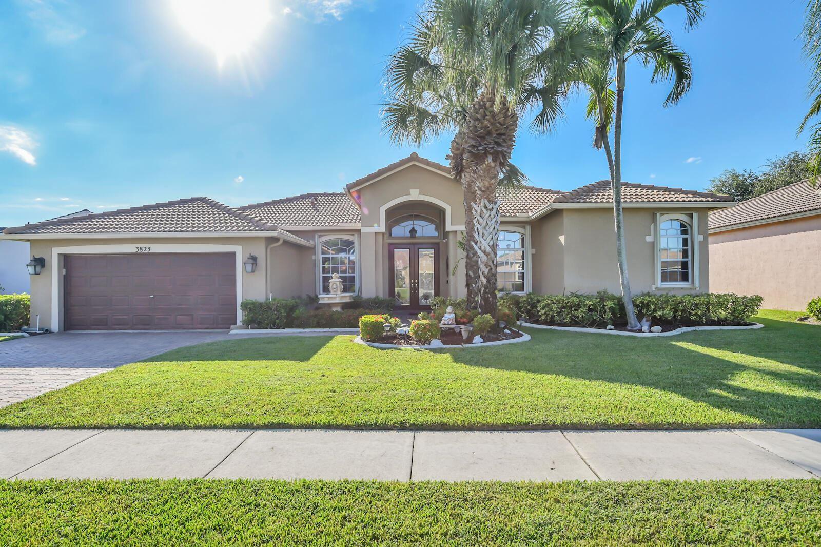 3823 Cypress Lake Drive, Lake Worth, FL 33467 - MLS#: RX-10750608