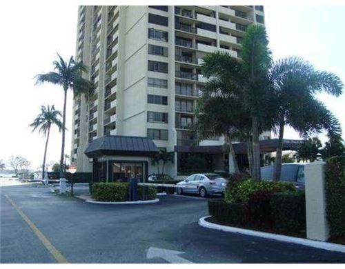 Photo of 5600 N Flagler Drive #906, West Palm Beach, FL 33407 (MLS # RX-10734609)