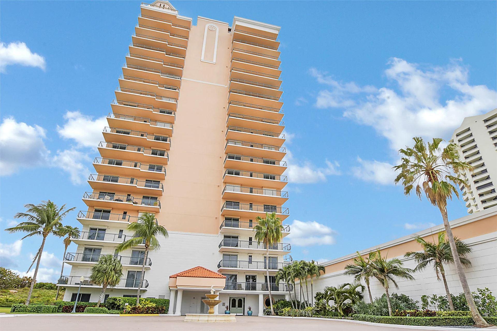 5150 N Ocean Drive #403, Riviera Beach, FL 33404 - #: RX-10594609