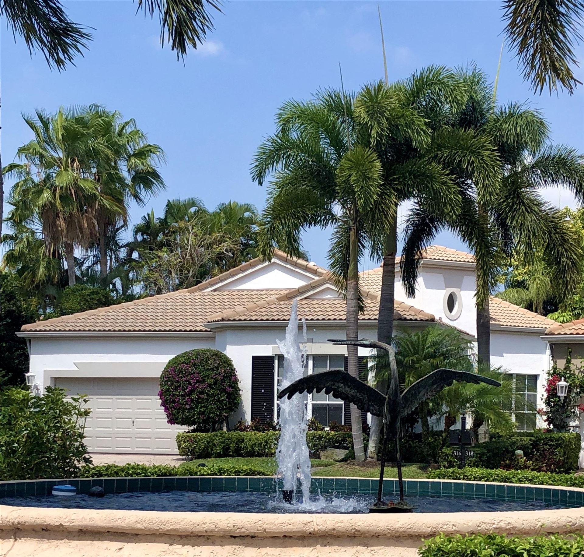316 Sunset Bay Lane, Palm Beach Gardens, FL 33418 - #: RX-10625609