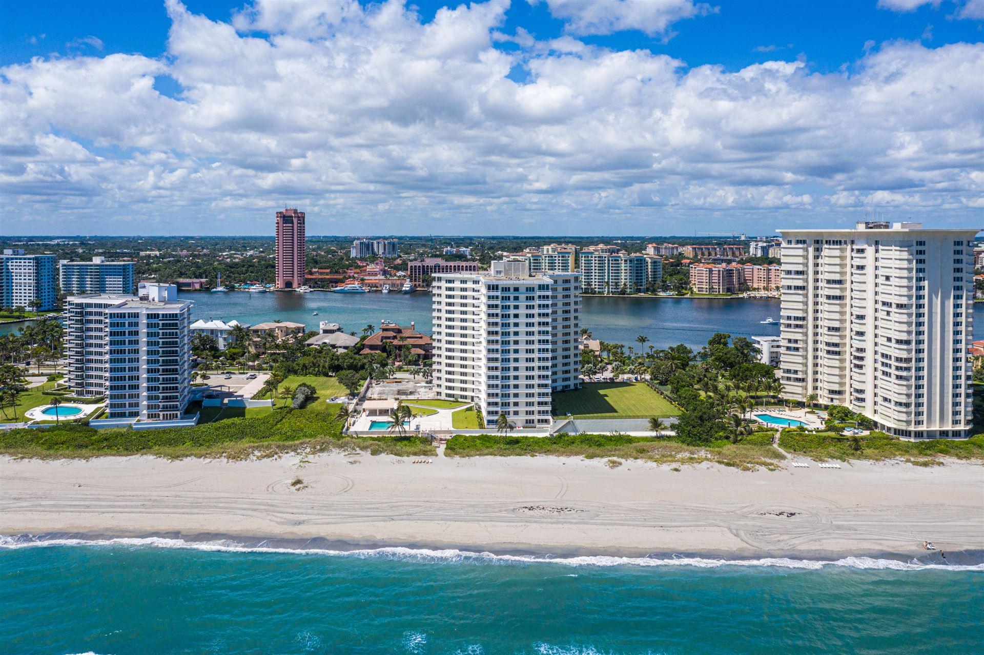 600 S Ocean Boulevard #1408, Boca Raton, FL 33432 - #: RX-10629609