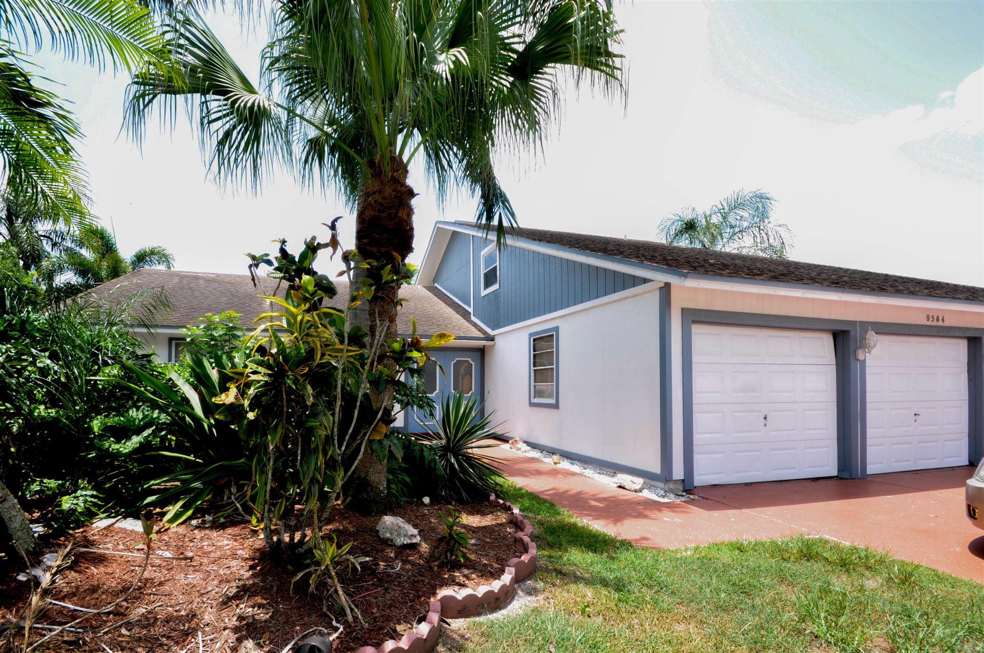 8384 Blue Cypress Drive, Lake Worth, FL 33467 - #: RX-10634609