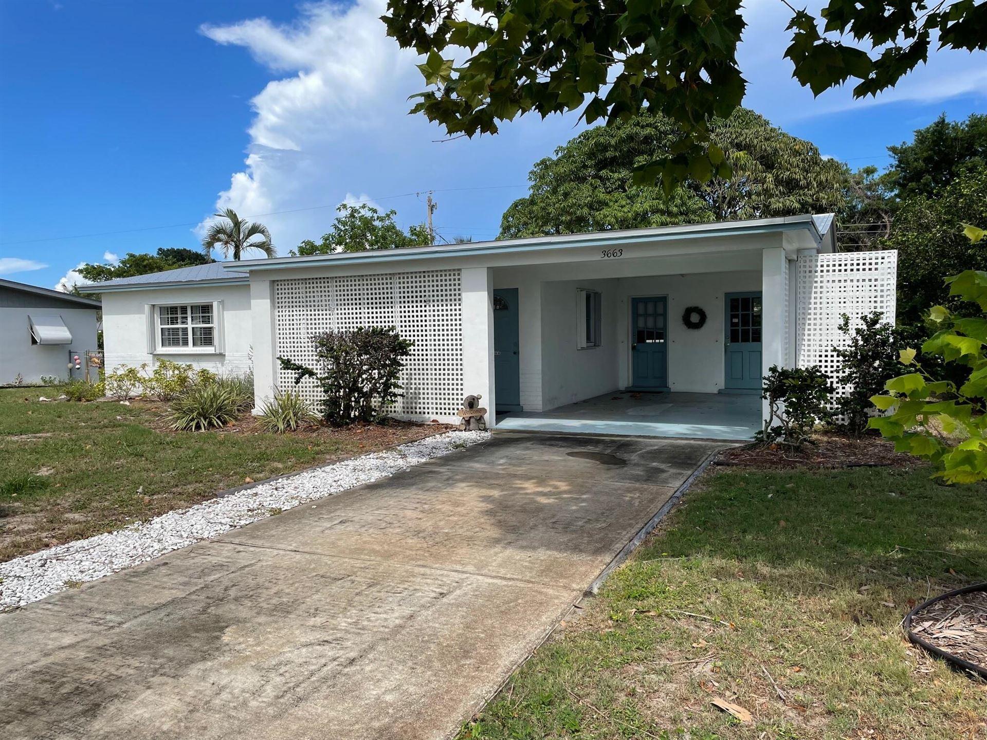 3663 NE Barbara Drive, Jensen Beach, FL 34957 - #: RX-10737609