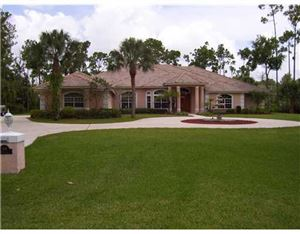 Photo of 100 Pacer Circle, Wellington, FL 33414 (MLS # RX-10556610)
