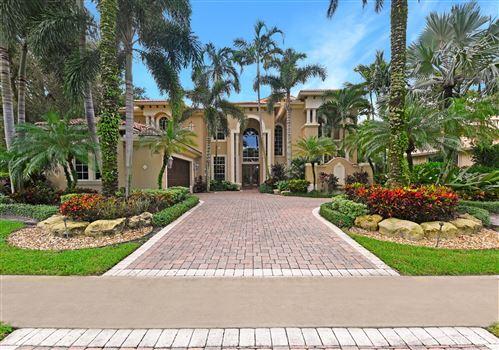 Photo of 16300 Andalucia Lane, Delray Beach, FL 33446 (MLS # RX-10674610)