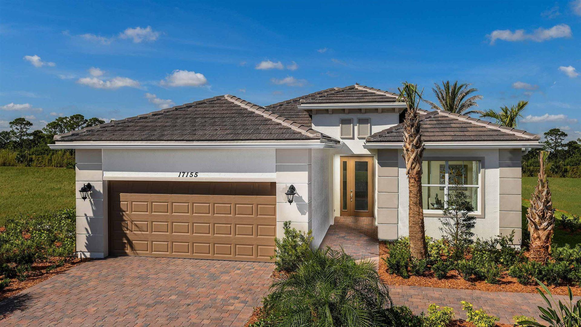 17147 SW Ambrose Way, Port Saint Lucie, FL 34986 - #: RX-10633610