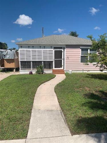 Photo of 729 Palmetto Street, West Palm Beach, FL 33405 (MLS # RX-10747611)