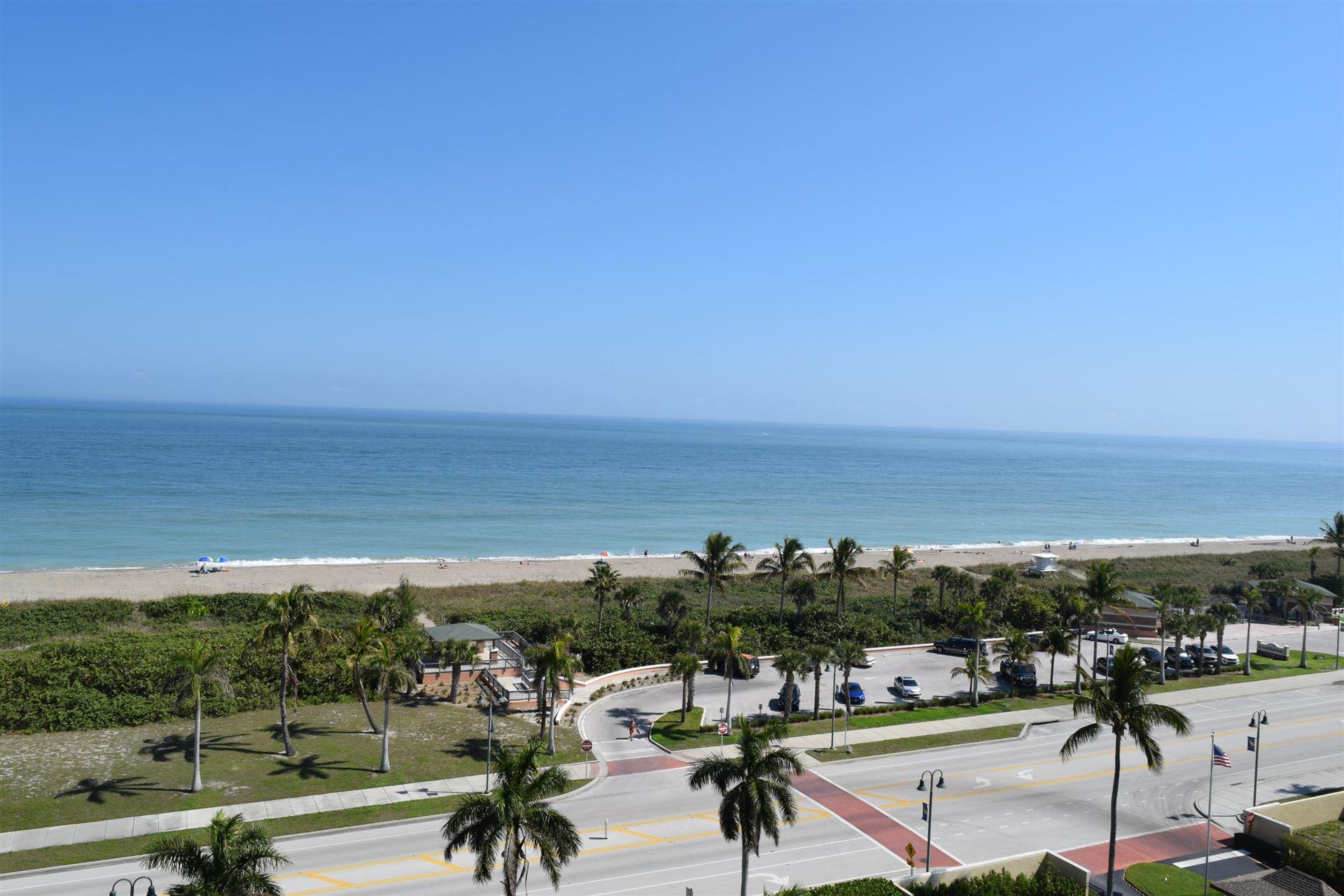 715 S Ocean Drive #M, Fort Pierce, FL 34950 - #: RX-10635611